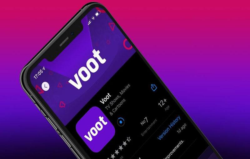 Voot_India